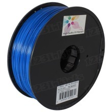 Blue 3D Printer Filament 1.75mm 1kg ABS
