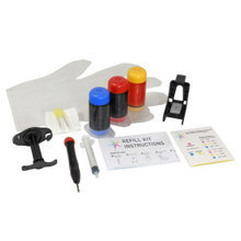 Refill Kit for Canon CLI-241 / CLI-241XL Color Ink Cartridges