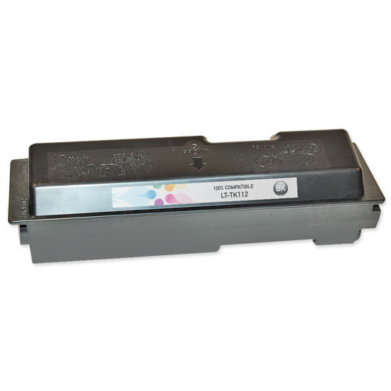 Compatible TK-112 Black Toner