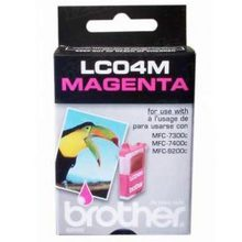 Brother LC04M Magenta OEM Ink Cartridge