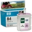 Original HP 84 Light Magenta Ink Cartridge in Retail Packaging (C5018A)