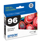 Epson 96 Photo Black OEM Ink Cartridge (T096120)