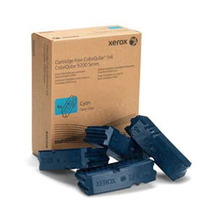 OEM Xerox 108R00829 / 108R829 Cyan Solid Ink 4-Pack