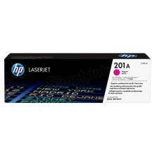 HP 201A (CF403A) Magenta Original Toner Cartridge in Retail Packaging