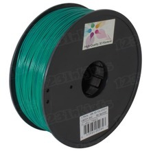 Green 3D Printer Filament 1.75mm 1kg ABS