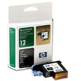 Original HP 12 Black Printhead in Retail Packaging (C5023A)