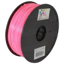 Pink 3D Printer Filament 1.75mm 1kg ABS