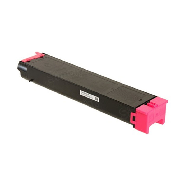 OEM Sharp MX-C40NTM Magenta Toner Cartridge