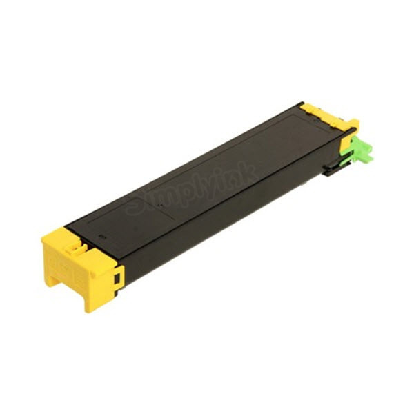 OEM Sharp MX-C40NTY Yellow Toner Cartridge