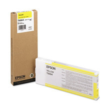 Original Epson T606400 Yellow 220 ml Inkjet Cartridge (T6064)