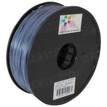 Gray 3D Printer Filament 1.75mm 1kg ABS