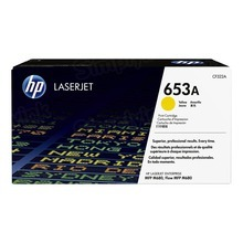 OEM HP 653A Yellow Toner (CF322A)