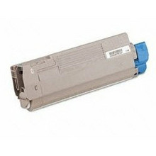 Okidata OEM Yellow 44059233 Toner Cartridge 9K Page Yield