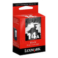 Lexmark 14A Black OEM Ink Cartridge (18C2080)