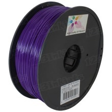 Purple 3D Printer Filament 1.75mm 1kg ABS