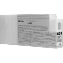 Original Epson T596900 Light Light Black 350 ml Inkjet Cartridge (T5969)