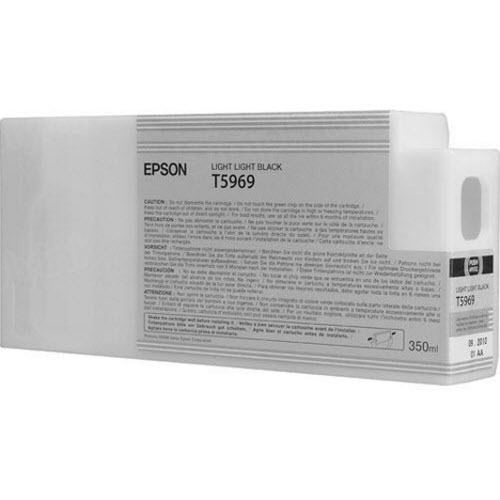 Epson T596900 Light Light Black OEM Ink Cartridge
