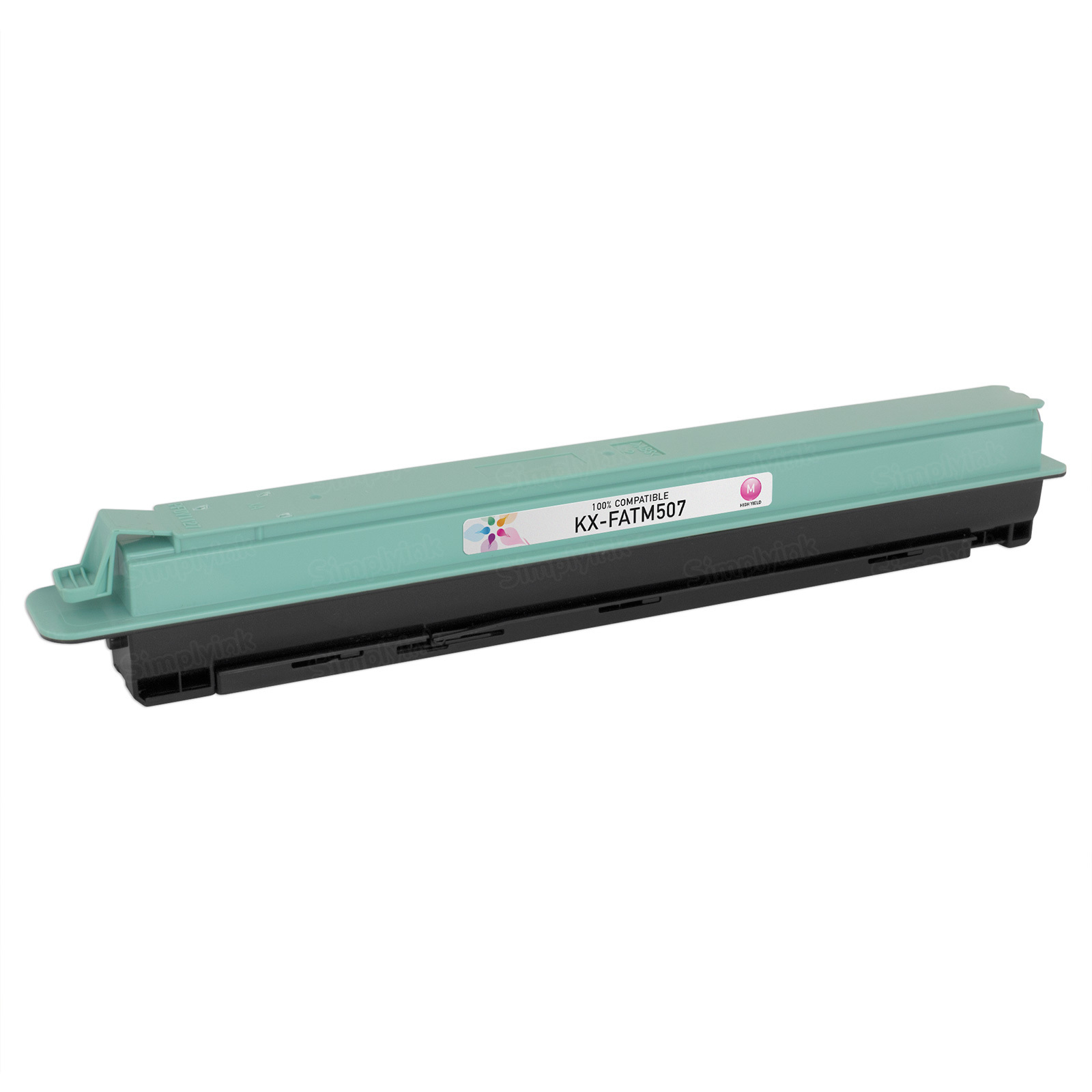 Remanufactured KX-FATM507 Magenta Toner for the Panasonic KX-MC6040 and KX-MC6020