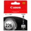 Canon CLI-226Bk Black OEM Ink Cartridge, 4546B001AA