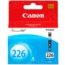 Canon CLI-226C Cyan OEM Ink Cartridge, 4547B001AA