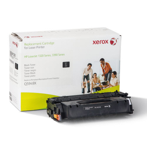 Xerox Remanufactured HY Black Laser Toner for Hewlett Packard Q5949X