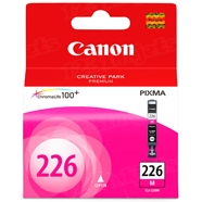 Canon CLI-226M Magenta OEM Ink Cartridge, 4548B001AA
