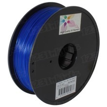 Blue 3D Printer Filament 1.75mm 1kg PLA