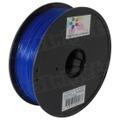 Spool of Blue 1.75mm 1kg PLA Filament