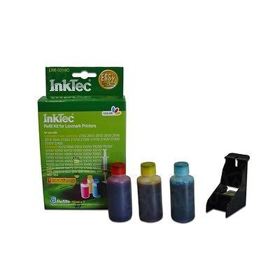 Refill JF333 Color Inkjet for Dell