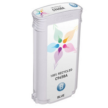 Remanufactured Replacement Ink Cartridge for Hewlett Packard C9458A (HP 70) Blue