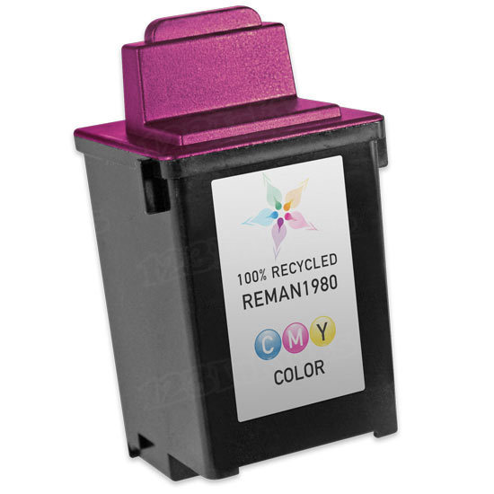 Lexmark Remanufactured 12A1980 Color Ink