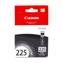 Canon PGI-225 Black OEM Ink Cartridge, 4530B001AA