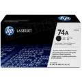 Original HP 92274A (74A) Black Toner