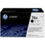 HP 74A (92274A) Black Original Toner Cartridge in Retail Packaging