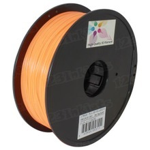 Orange 3D Printer Filament 1.75mm 1kg PLA