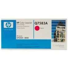 HP 503A (Q7583A) Magenta Original Toner Cartridge in Retail Packaging