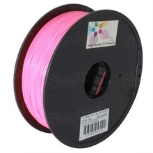 Pink 3D Printer Filament 1.75mm 1kg PLA
