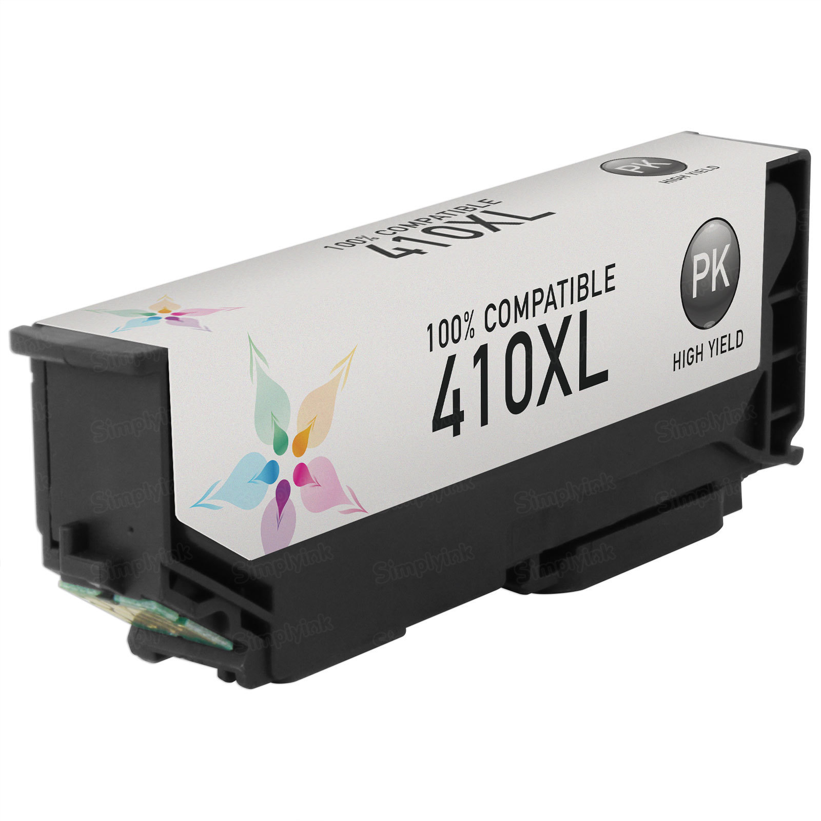 Epson Photo Black Remanufactured 410XL Ink Cartridge