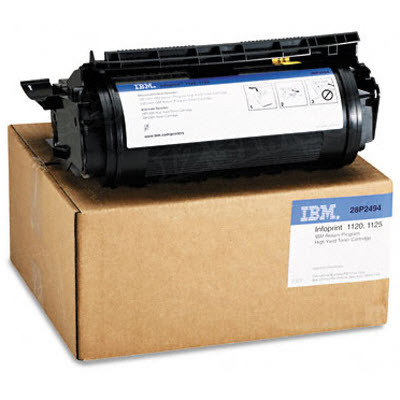 OEM IBM 28P2494 black Toner Cartridge