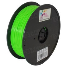 Peak Green 3D Printer Filament 1.75mm 1kg PLA