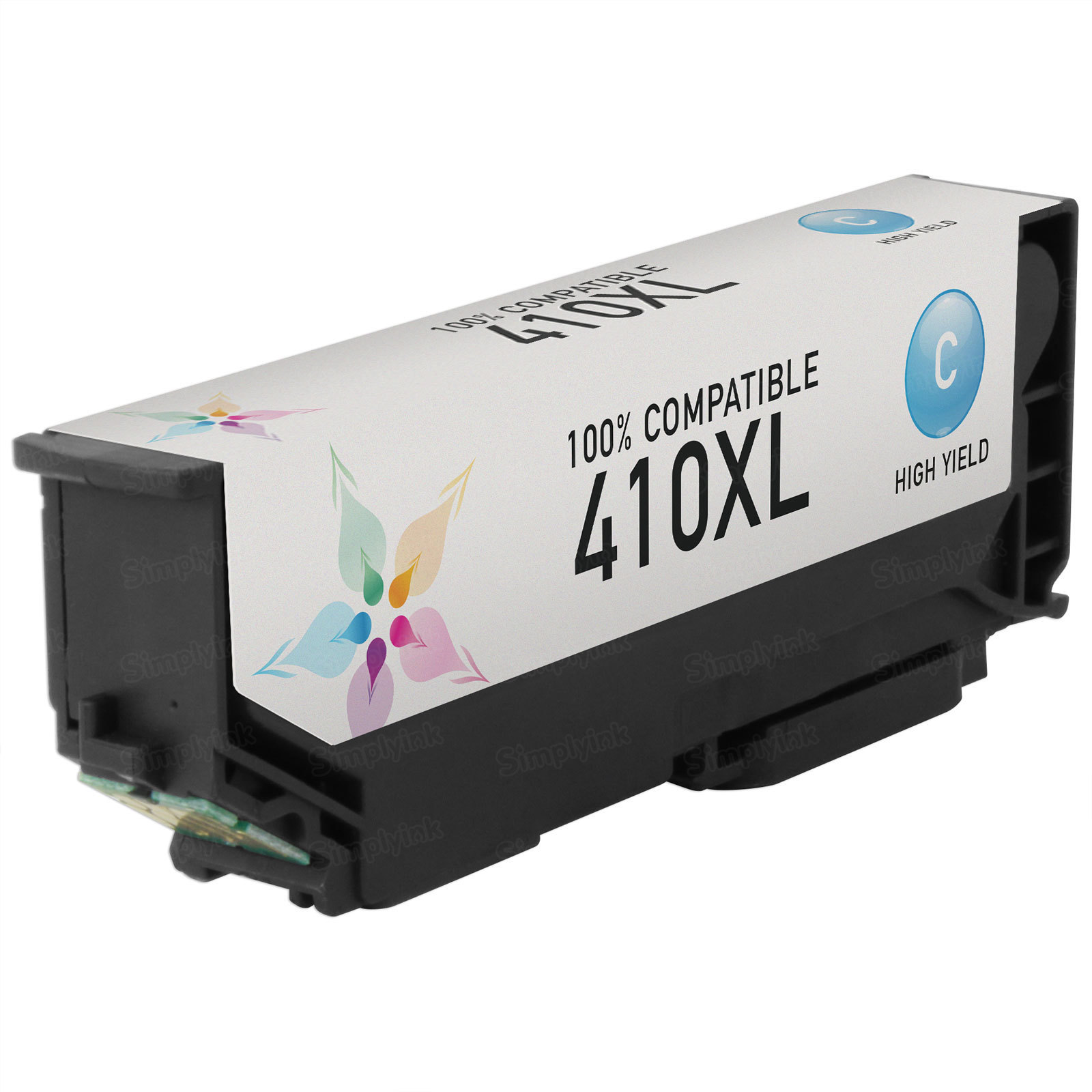 Epson Cyan Remanufactured 410XL Ink Cartridge