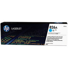 HP 826A (CF311A) Cyan Original Toner Cartridge in Retail Packaging
