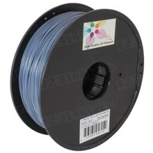 Gray 3D Printer Filament 1.75mm 1kg PLA
