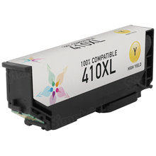 Remanufactured Replacement for Epson T410XL420 (410XL) High Capacity Yellow Ink Cartridge