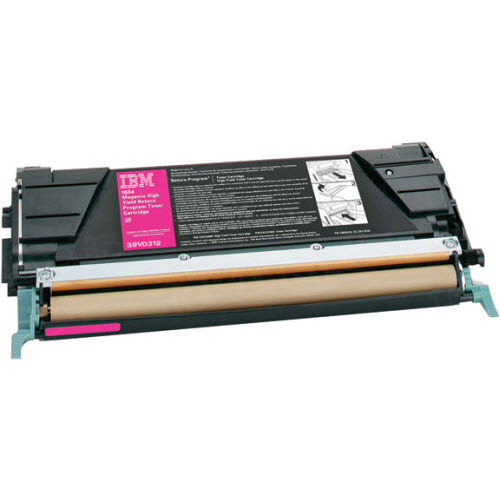 OEM IBM 39V0312 magenta Toner Cartridge