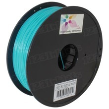 Light Blue 3D Printer Filament 1.75mm 1kg PLA