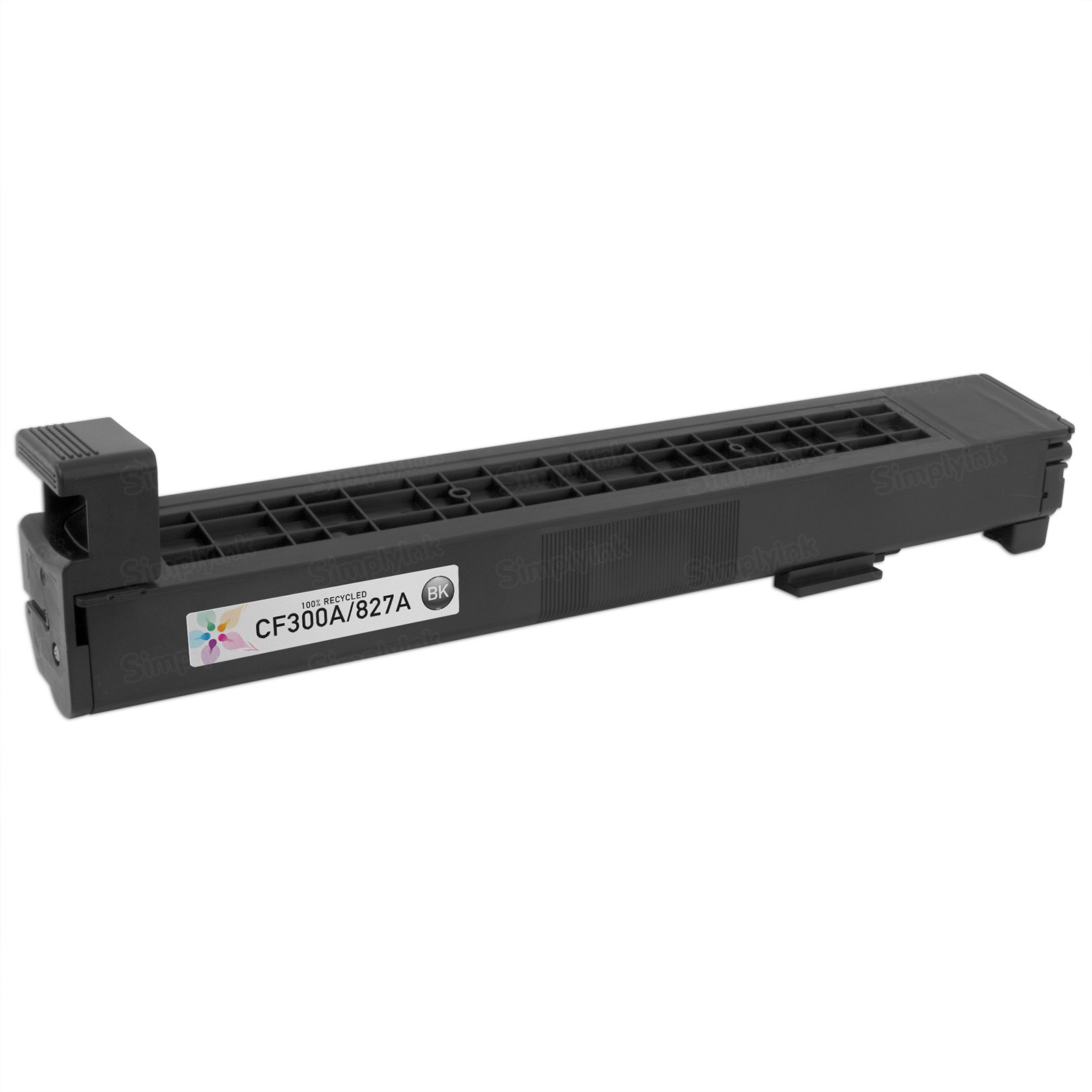 Remanufactured Replacement Black Laser Toner for HP 827A