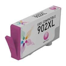 Compatible Brand Ink Cartridge Replacement for HP T6M06AN (HP 902XL) High-Yield Magenta