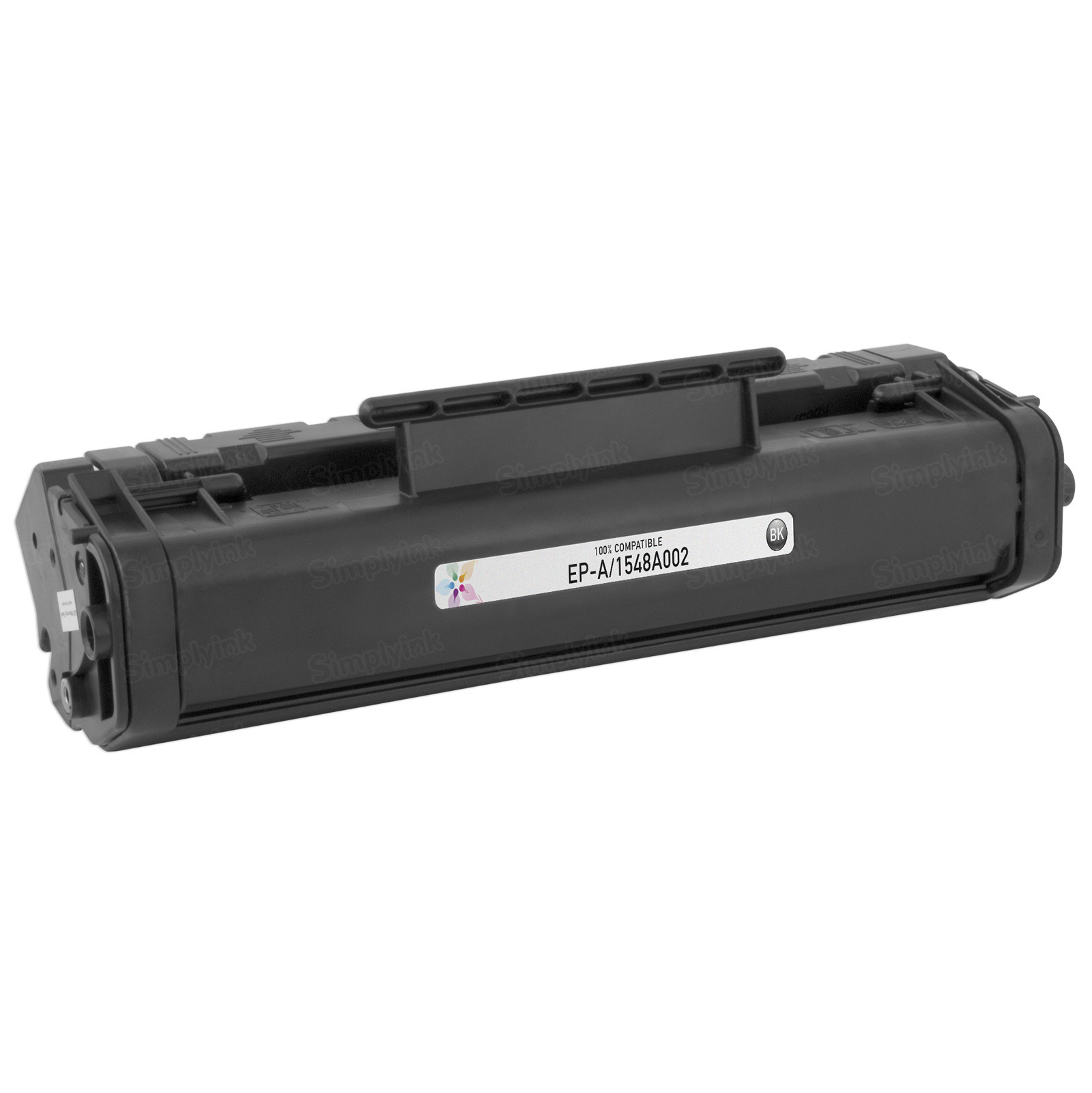 Canon EP-A) Black Toner Cartridge, Remanufactured