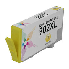 Compatible Brand Ink Cartridge Replacement for HP T6M10AN (HP 902XL) High-Yield Yellow
